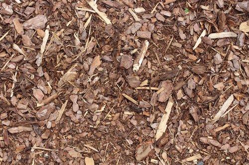 bark mulch  texture  background