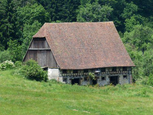 barn scheuer farmhouse