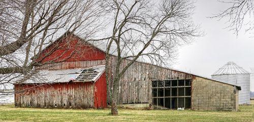 barn rustic barns
