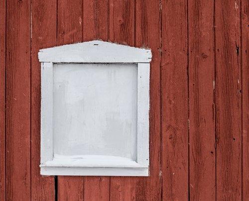 barn  barn window  window