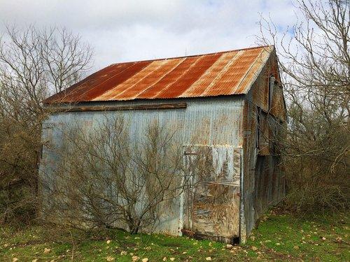 barn  old barn  weathered