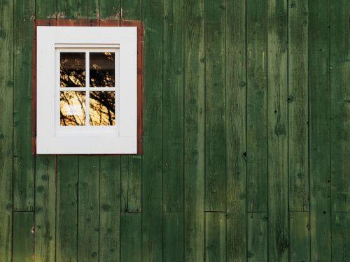barn window building