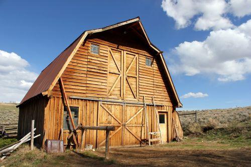 barn south dakota rural