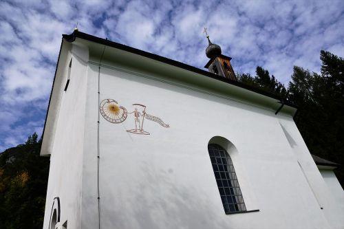 bärnstatt chapel chapel scheffau