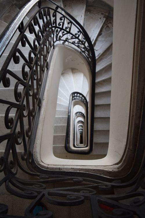 barolo stairs buenos aires