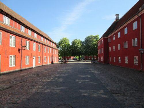 barracks copenhagen city