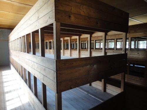 barracks dormitory dachau