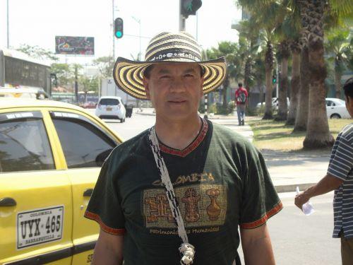 barranquilla colombia walk bolivar