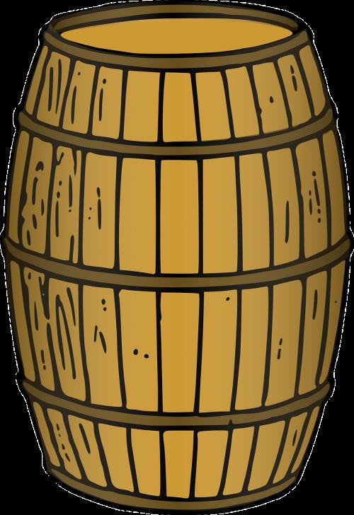 barrel cargo keg