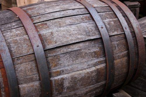 barrel wooden winery