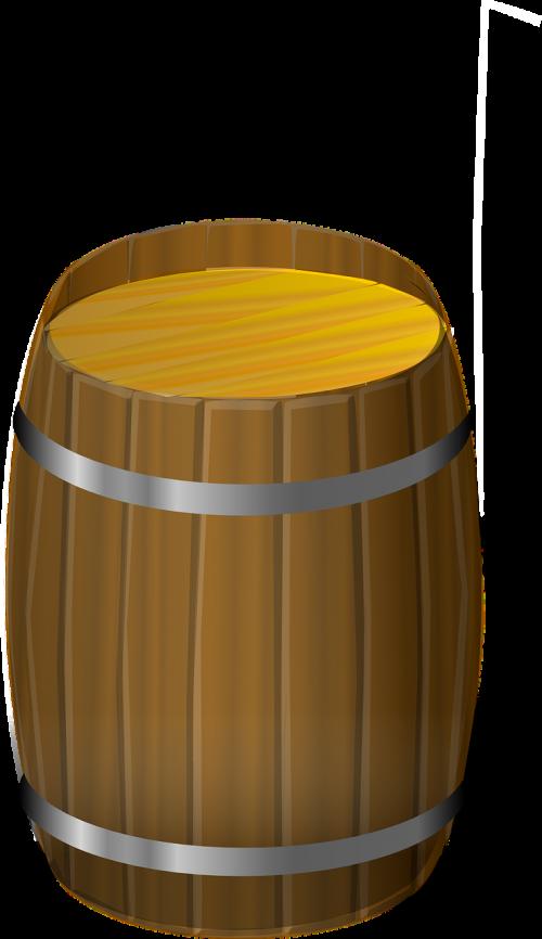 barrel drum cask