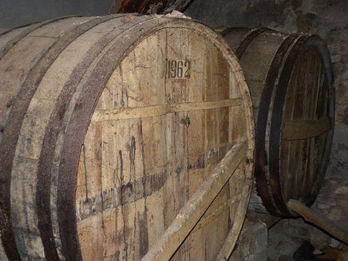 barrel keg basement