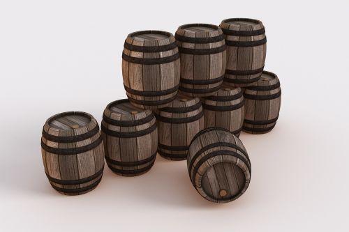 barrel wine old