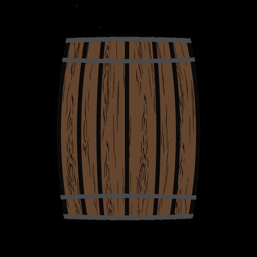 barrel  water ton  storage