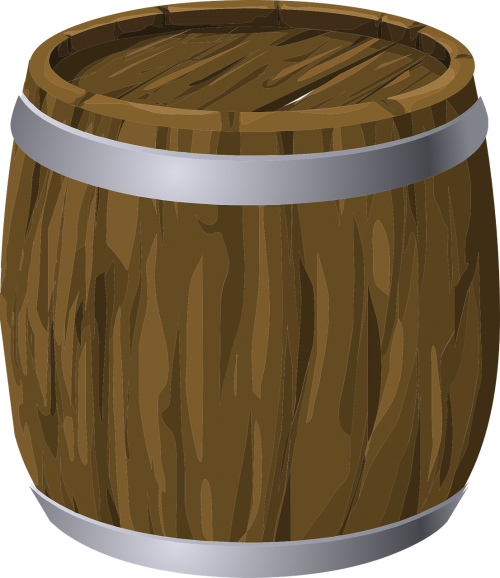 barrel keg wood