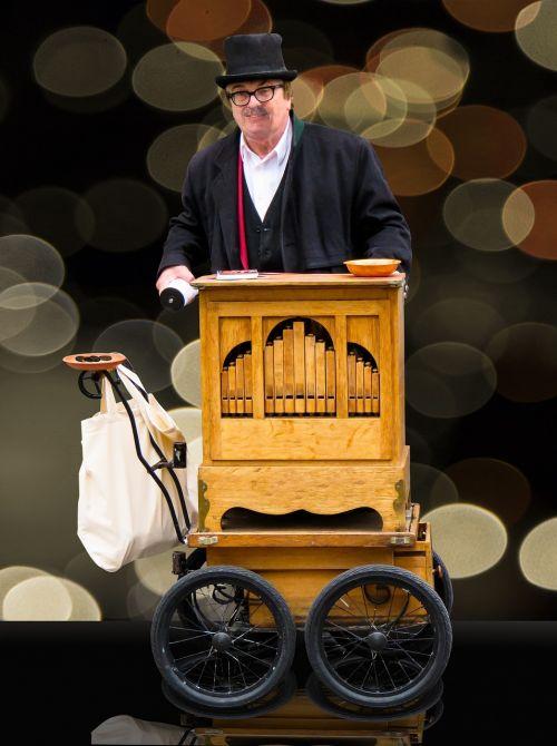 barrel organ music street organ