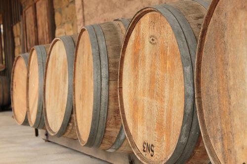 barrels wine timeless