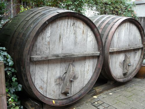 barrels wine barrels barrel