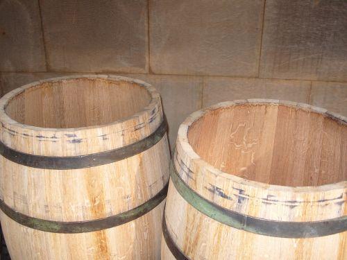 barrels wine winery
