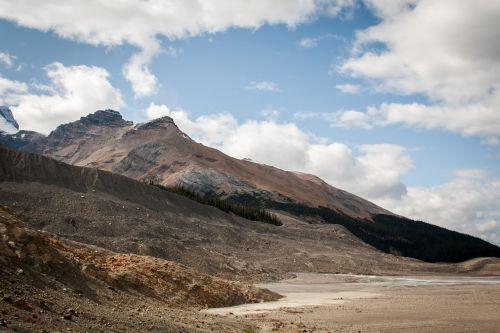 barren land nature