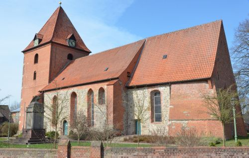 barrien church cultural heritage