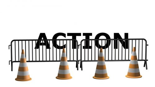 barrier action obstacle