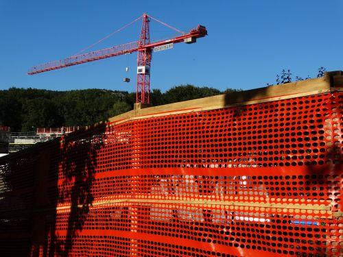 barrier build demarcation