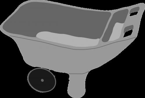 barrow cart pushcart