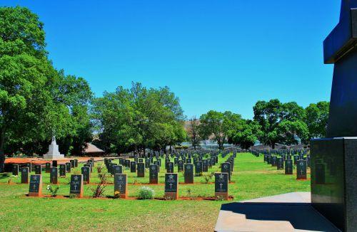 Base Of Memorial & Military Graves