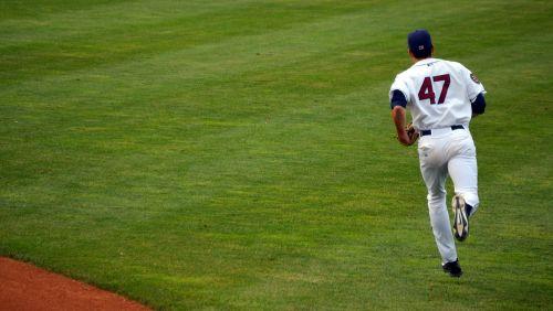 baseball player pitcher