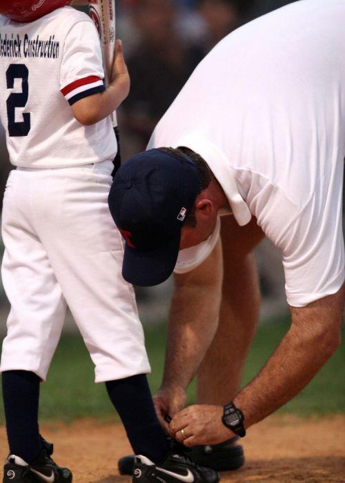 baseball youth coach