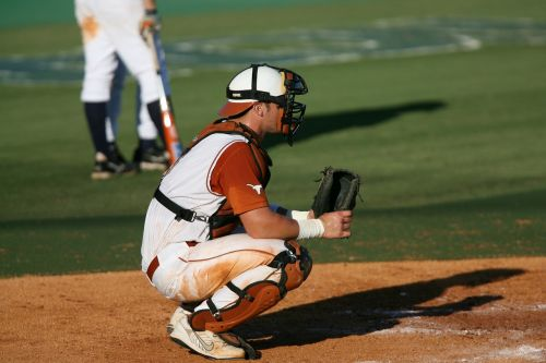 baseball catcher college baseball