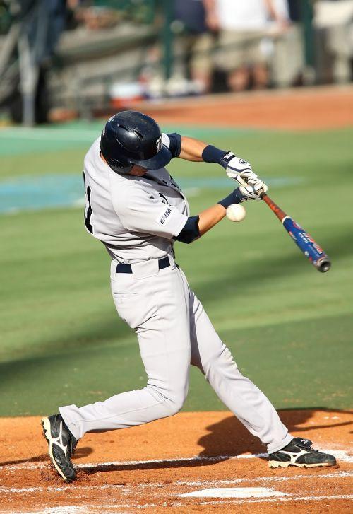 baseball baseball player batter