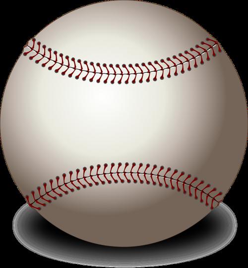 beisbolas,rutulys,sportas,įranga,siūlas,siūlės,nemokama vektorinė grafika