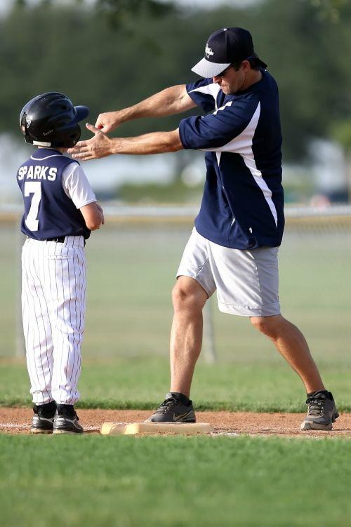 baseball coach baseball coach
