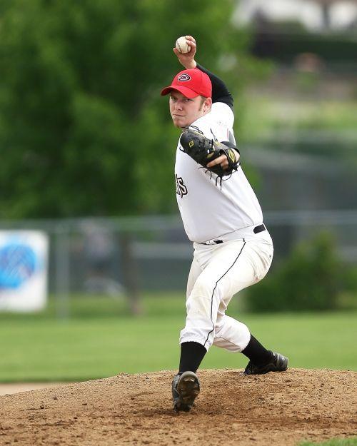baseball player game