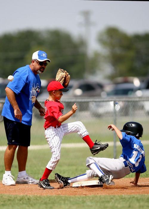 baseball little league little