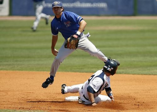 baseball player slide