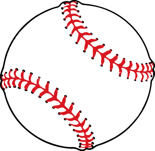 beisbolas,rutulys,futbolas,oda,balta,siūlas,susiuvimas,nemokama vektorinė grafika