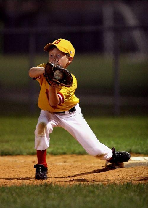 baseball catch little league