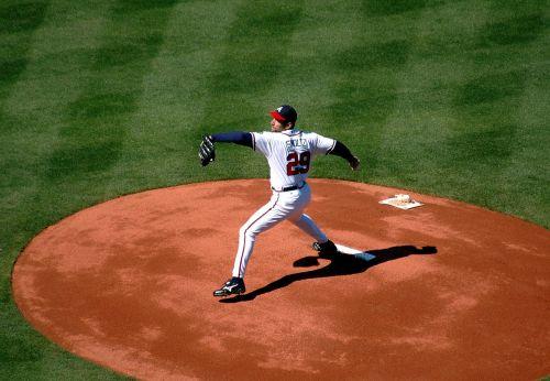 baseball pitcher major league