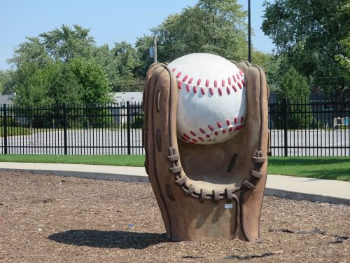 baseball glove mitt