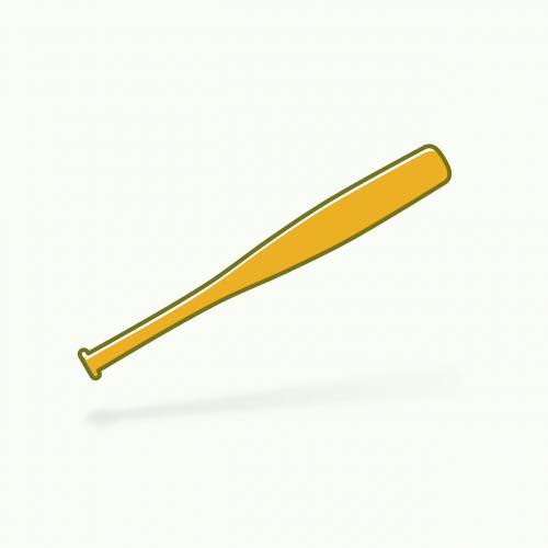 baseball baseball bat bat