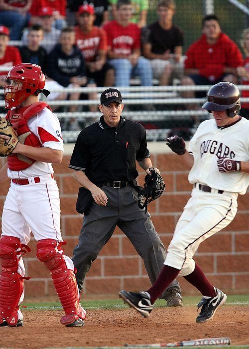 baseball umpire game