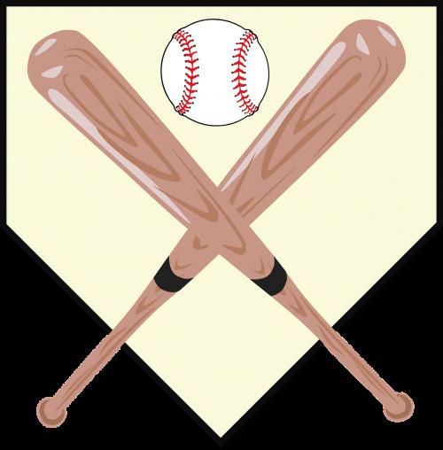 baseball plate sports