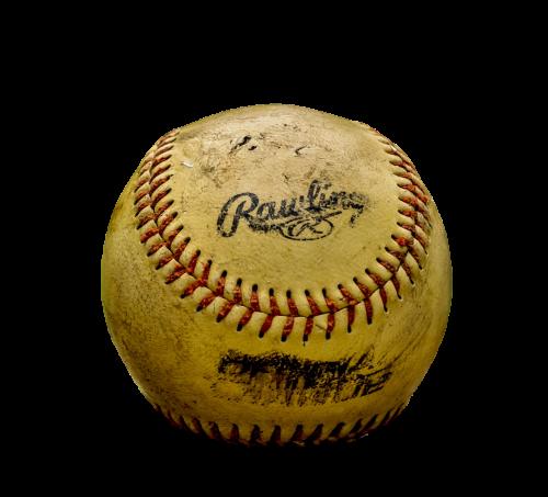 baseball ball american