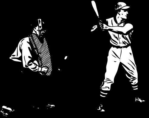 baseball batter umpire