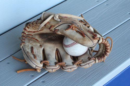 baseball glove sport
