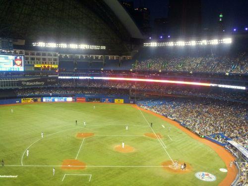 baseball stadium dome