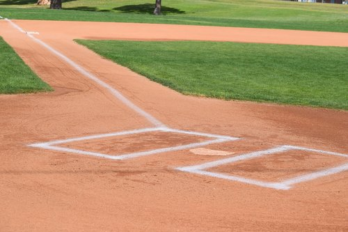 baseball  batters box  sport